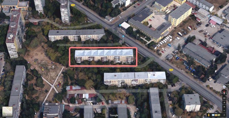 Închiriez apartament cu 3 camere lângă Iulius Mall