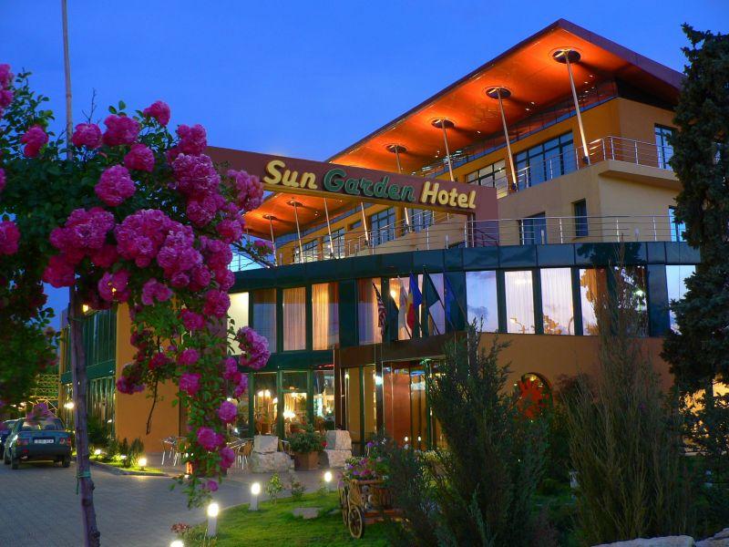 sungarden hotelrestaurant clujinfo - Sun Garden